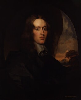 Unknown man, formerly known as Sir Henry Vane the Younger, attributed to Gilbert Soest - NPG 575