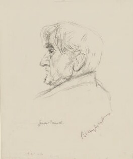Ralph Vaughan Williams, by Juliet Pannett - NPG 4073