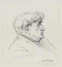 Ralph Vaughan Williams, by Juliet Pannett - NPG 4074