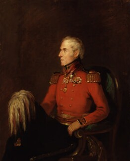 Sir Charles Broke Vere, by William Salter - NPG 3763