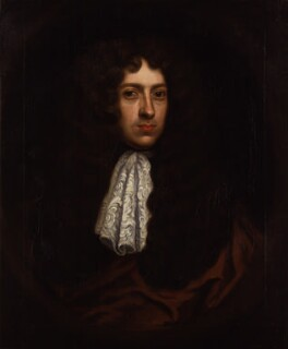 James Vernon, studio of Sir Godfrey Kneller, Bt, based on a work of circa 1677 - NPG 5226 - © National Portrait Gallery, London