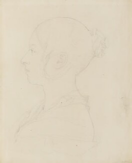 Queen Victoria, by Sir Francis Leggatt Chantrey - NPG 316a(125)