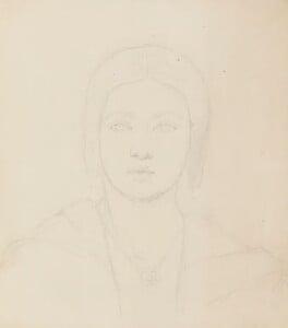 Queen Victoria, by Sir Francis Leggatt Chantrey, circa 1839 - NPG 316a(126) - © National Portrait Gallery, London