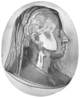 Queen Victoria, by Susan D. Durant, circa 1864-1866 - NPG 2023a(2) - © National Portrait Gallery, London