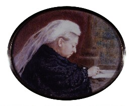 Queen Victoria, by Mary Helen Carlisle - NPG 2088