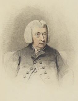 William Vincent, by Henry Edridge - NPG 1434
