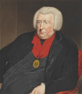William Vincent, by George Perfect Harding, after  William Owen - NPG 2418