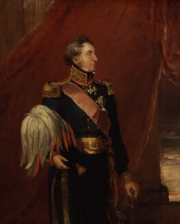 Richard Hussey Vivian, 1st Baron Vivian, by William Salter - NPG 3764