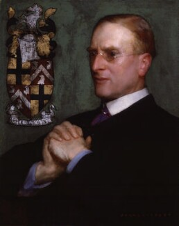 Charles Francis Annesley Voysey, by Harold Speed - NPG 5140