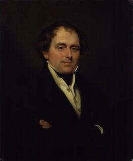 Thomas Waghorn, by Sir George Hayter - NPG 974