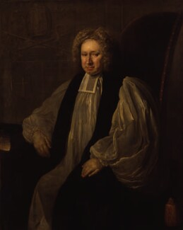 William Wake, by Thomas Hill - NPG 22