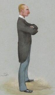 William Hood Walrond, 1st Baron Waleran, by Liborio Prosperi ('Lib') - NPG 3279