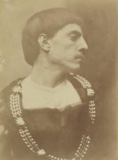 Frederick Walker, by David Wilkie Wynfield, circa 1863-4 - NPG P84 - © National Portrait Gallery, London