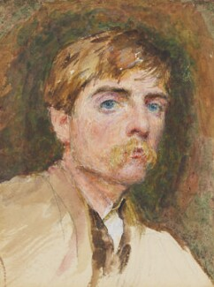 Frederick Walker, by Frederick Walker - NPG 1498