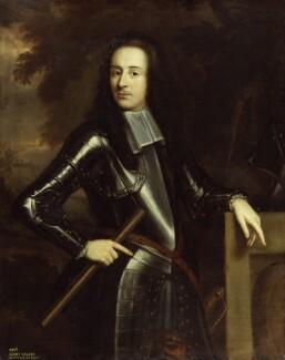 George Walker, by Unknown artist, early 18th century? - NPG 2038 - © National Portrait Gallery, London
