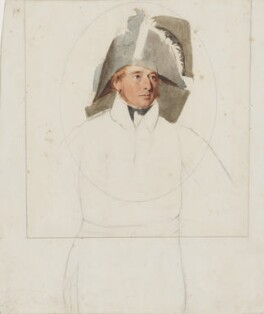 Sir George Townshend Walker, 1st Bt, by Thomas Heaphy - NPG 1914(16)