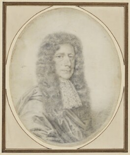 Edmund Waller, by David Loggan - NPG 4494
