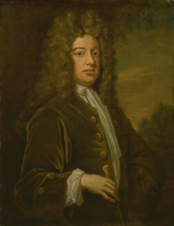 William Walsh, by Sir Godfrey Kneller, Bt, and  studio of Sir Godfrey Kneller, Bt - NPG 3232