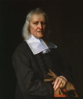 Izaak Walton, by Jacob Huysmans, circa 1672 - NPG 1168 - © National Portrait Gallery, London