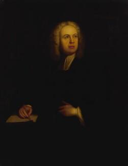 William Warburton, by Charles Philips - NPG 23