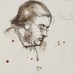 Edward Matthew Ward, by Charles West Cope - NPG 3182(10)