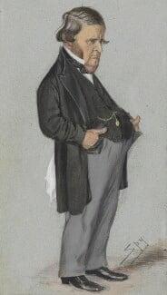 Edward Matthew Ward, by Sir Leslie Ward - NPG 2746
