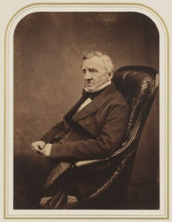 Nathaniel Bagshaw Ward, by Maull & Polyblank - NPG P106(18)