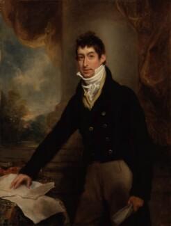 Gwyllym Lloyd Wardle, by Arthur William Devis - NPG 4265