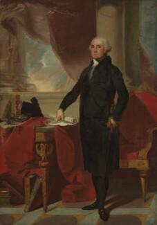 George Washington, after Gilbert Stuart, 1797 - NPG 774 - © National Portrait Gallery, London