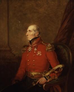 Sir John Waters, by William Salter - NPG 3765