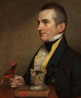 Charles Waterton, by Charles Willson Peale, 1824 - NPG 2014 - © National Portrait Gallery, London