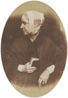 Mary Watson (née Hill), by David Octavius Hill, and  Robert Adamson - NPG P6(106)