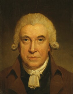 James Watt, by Henry Howard - NPG 663