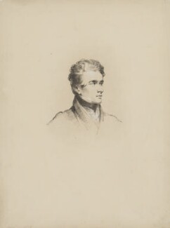 Alaric Alexander Watts, by William Brockedon - NPG 2515(51)