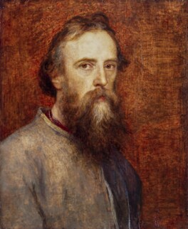 George Frederic Watts, by George Frederic Watts, circa 1860 - NPG  - © National Portrait Gallery, London