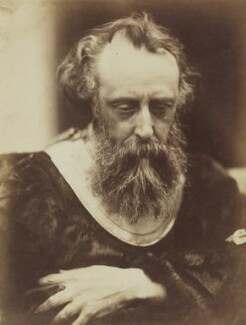 George Frederic Watts, by David Wilkie Wynfield, 1863 - NPG P86 - © National Portrait Gallery, London