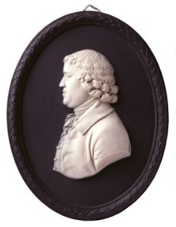 Josiah Wedgwood, after William Hackwood - NPG 1948