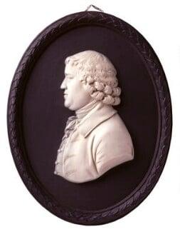 Josiah Wedgwood, after William Hackwood, 1922, based on a work of 1782 - NPG 1948 - © National Portrait Gallery, London