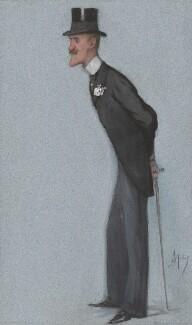 Frederick Arthur Wellesley, by Carlo Pellegrini - NPG 4752