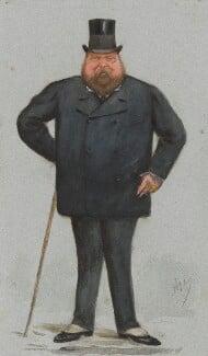 Henry Wellesley, 3rd Duke of Wellington, by Carlo Pellegrini - NPG 4630