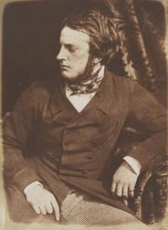 Francis Wemyss-Charteris-Douglas, 10th Earl of Wemyss, by David Octavius Hill, and  Robert Adamson - NPG P6(17)