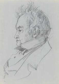 James Parke, 1st Baron Wensleydale, by George James Howard, 9th Earl of Carlisle, circa 1863 - NPG 2028 - © National Portrait Gallery, London