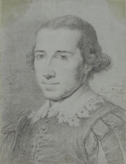Benjamin West, by Angelica Kauffmann - NPG 1649