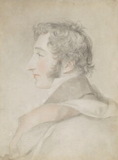 John Fane, 11th Earl of Westmorland, after Sir Thomas Lawrence - NPG 3886