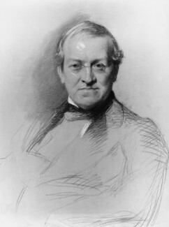 Sir Charles Wheatstone, by Samuel Laurence - NPG 726