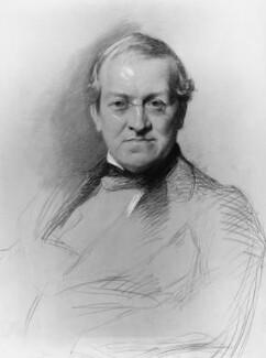Sir Charles Wheatstone, by Samuel Laurence - NPG 726