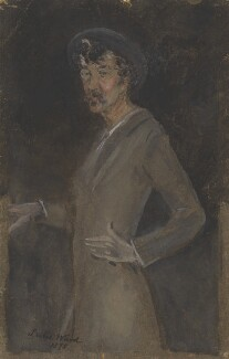 James Abbott McNeill Whistler, by Sir Leslie Ward, 1878 -NPG 1700 - © National Portrait Gallery, London