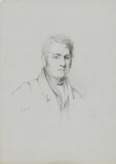 Henry Hopley White, by William Brockedon, 1832 - NPG 2515(58) - © National Portrait Gallery, London