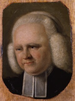 George Whitefield, by John Russell, 1770? - NPG 1792 - © National Portrait Gallery, London
