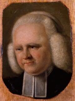 George Whitefield, by John Russell - NPG 1792